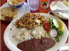 El Palmar Salvadorian & Mexican Food
